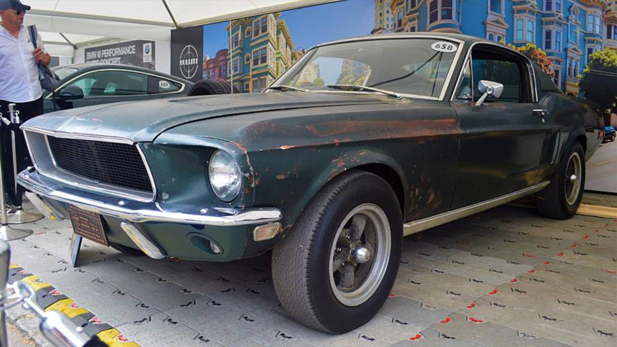 We chat to the man who owns the Bullitt Mustang