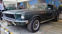 The Bullitt Mustang at the Goodwood Festival of Speed