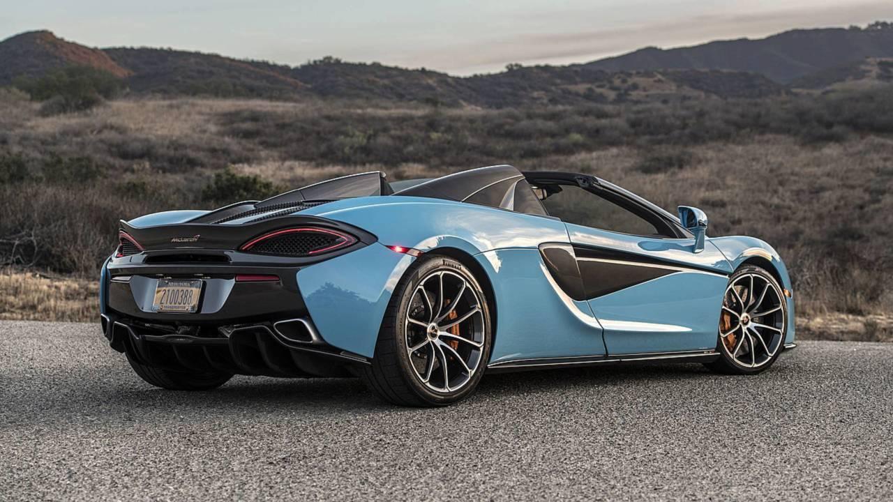 McLaren: 15.000 unidades