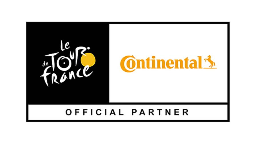 Las motos del Tour de Francia, con neumáticos Continental