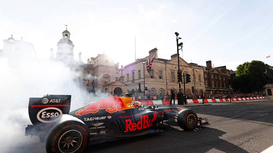 "Liberty still has ""desire"" for London GP, says Horner"