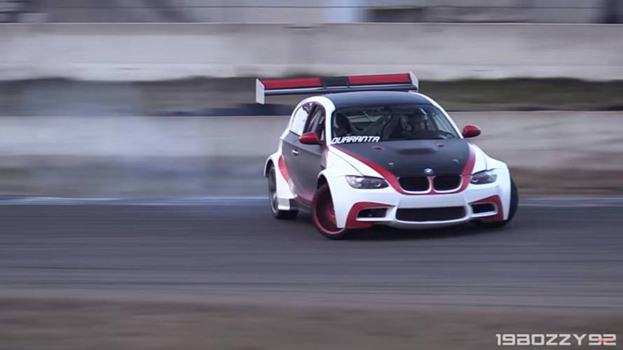 BMW 1 Series LS Powered Drift Car