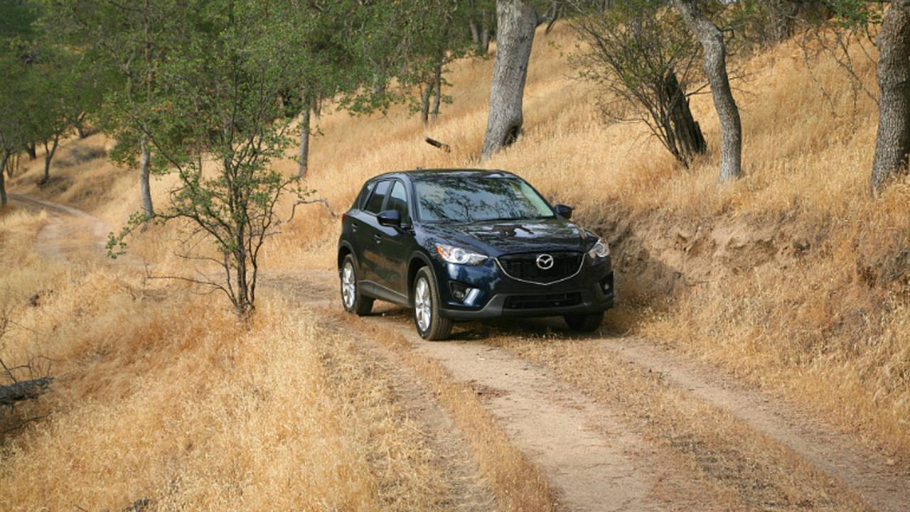 A Crossover That Acts Like Sportscar 2015 Mazda Cx 5 Review Timing Belt 9