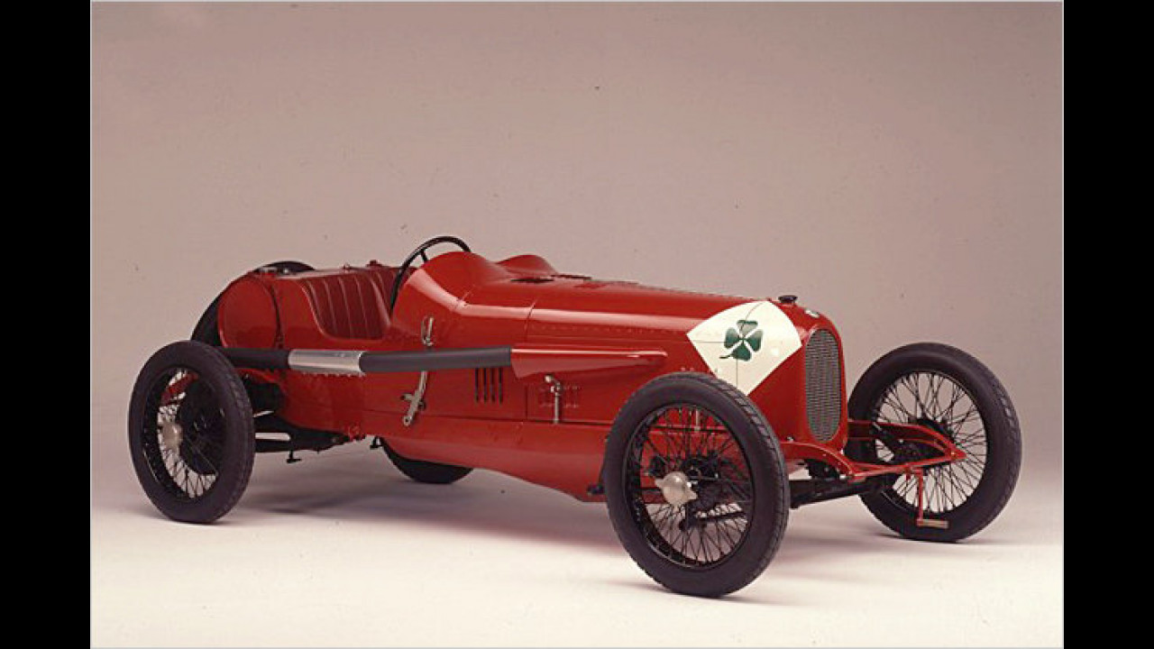 Alfa R.L. Targa Florio (1923)
