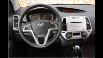 Hyundai i20 genügsamer