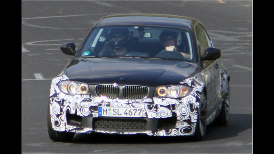 BMW 1er Coupé kommt 2011 als M-Version