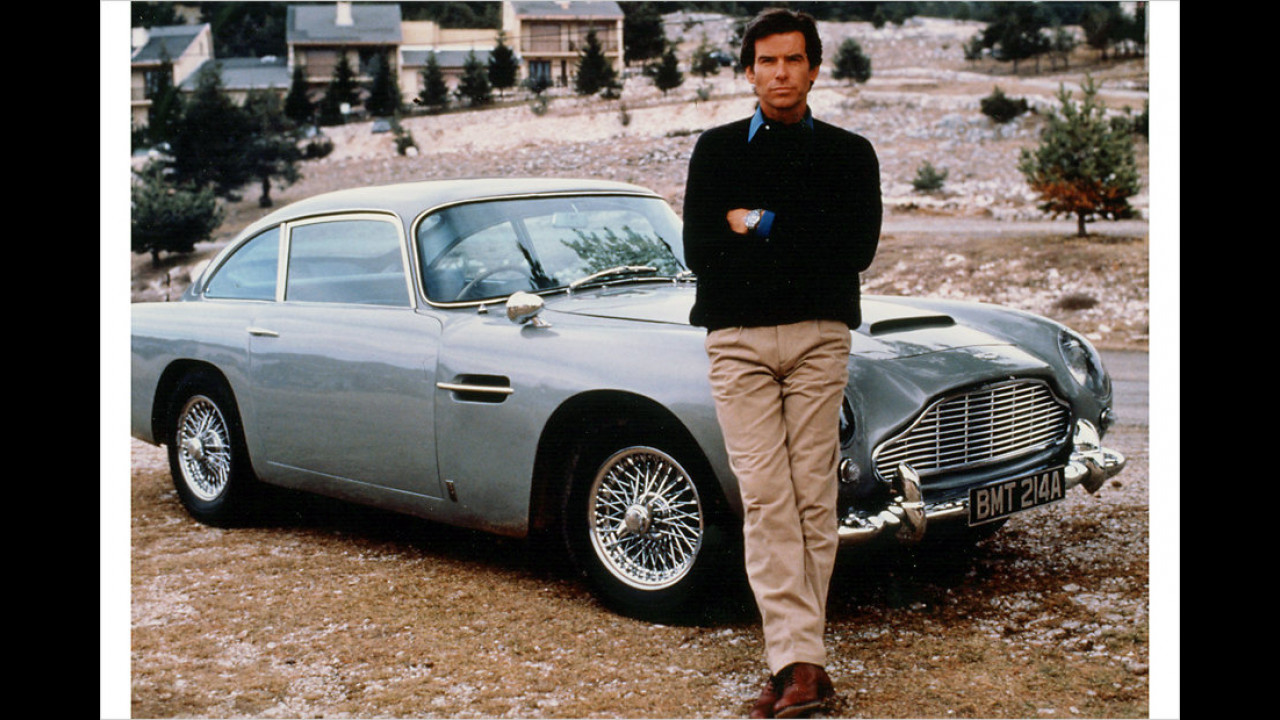 Goldeneye (1995): Aston Martin DB5