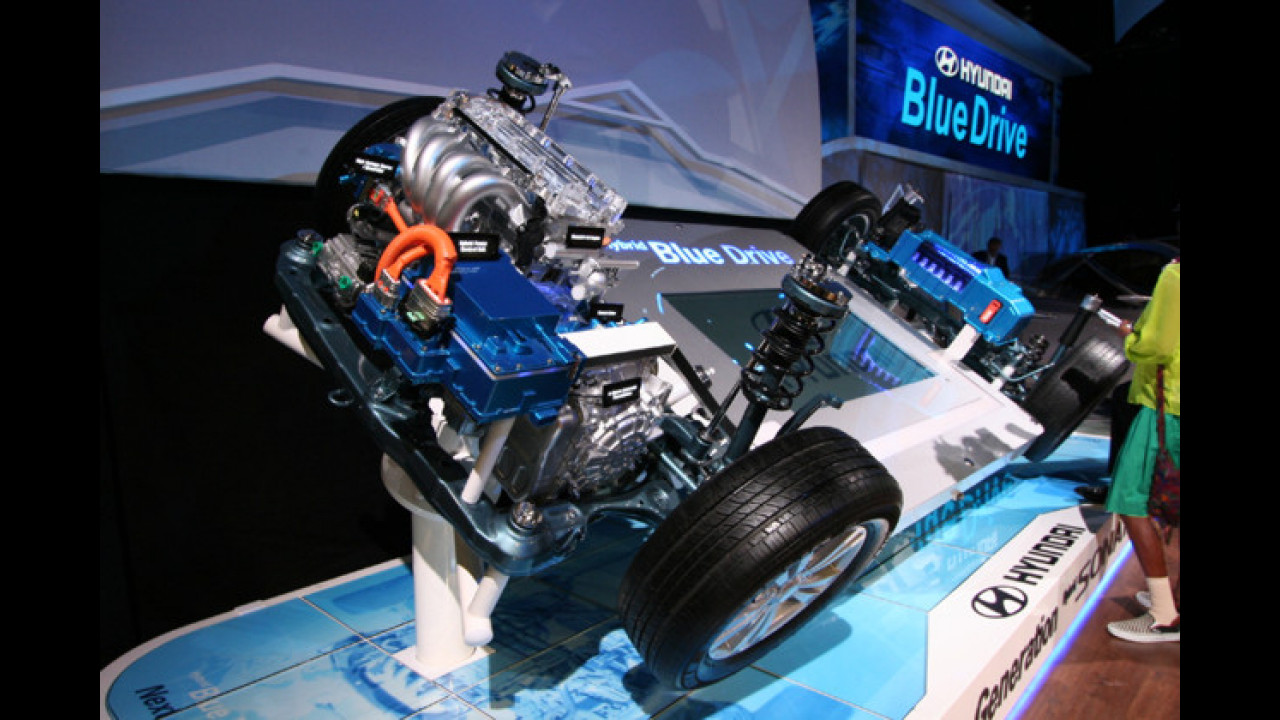 Hyundai Sonata Hybrid Concept