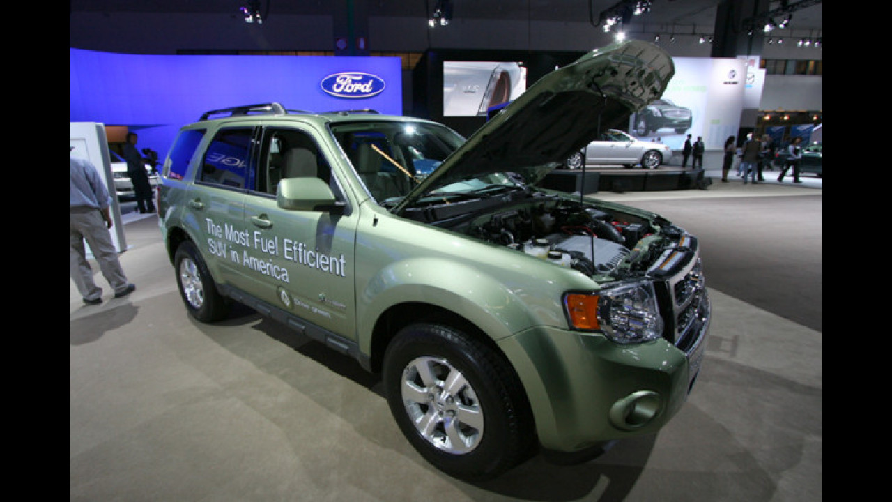 Ford Escape Hybrid