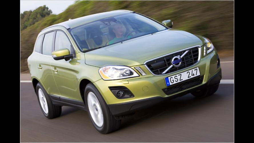 Besser spät, als nie: Volvo schickt den XC60 ins Rennen