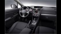 Subaru XV auf der IAA
