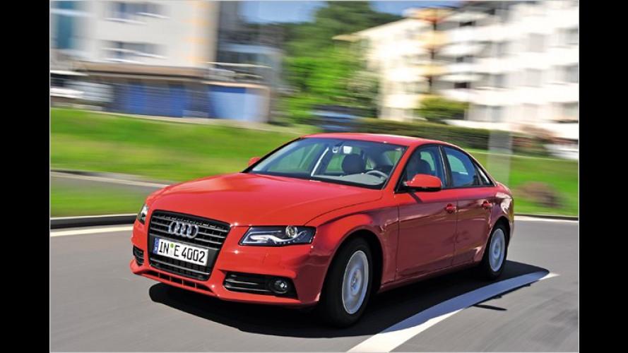 Audi schafft das e ab: Spardiesel nun ohne Namenszusatz