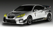 Hyundai Rhys Millen Tuned Genesis Coupe