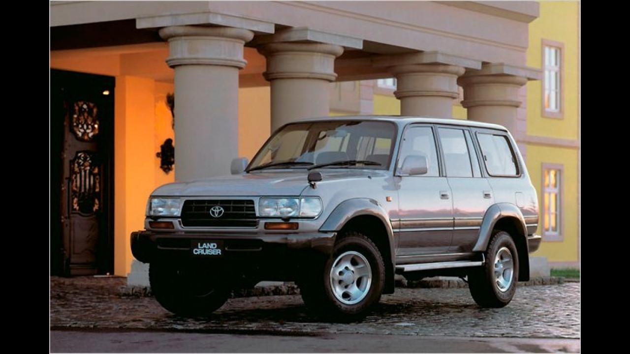 Land Cruiser J8 (1990 bis 1997)