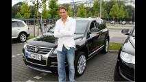 Werder Bremen fährt VW