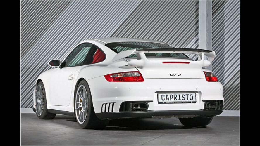 Capristo: Klappen-Auspuff für Porsche GT2 und Turbo