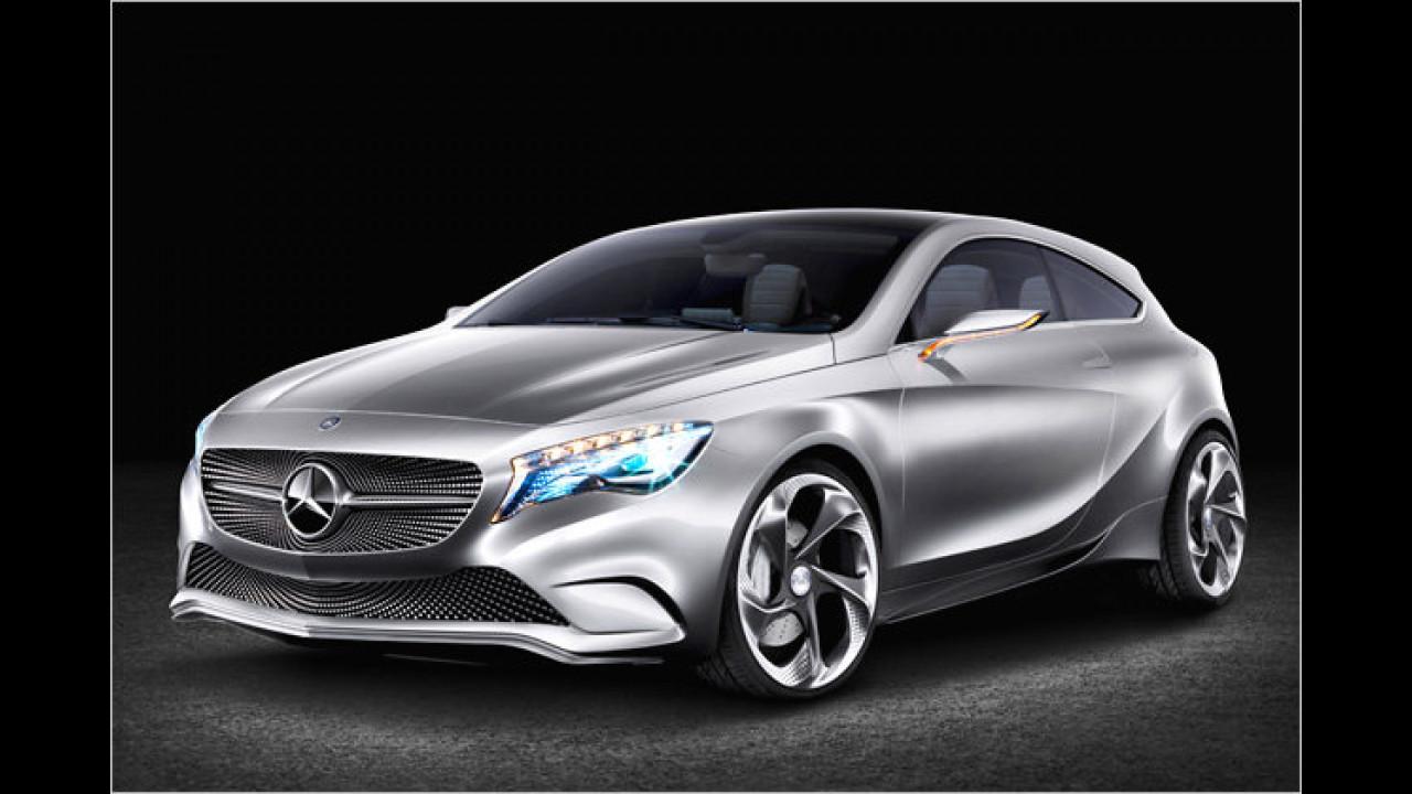 Neue Mercedes A-Klasse