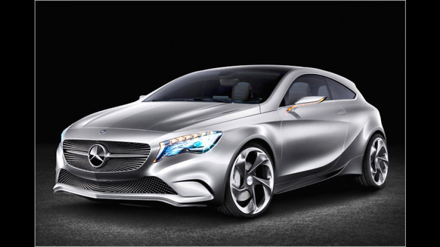 Mercedes A-Klasse: So schnittig wird die Neuauflage