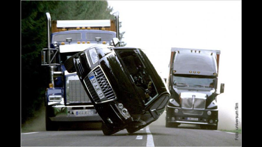 Transporter 3: Audi A8 spielt Hauptrolle im neuen Actionfilm