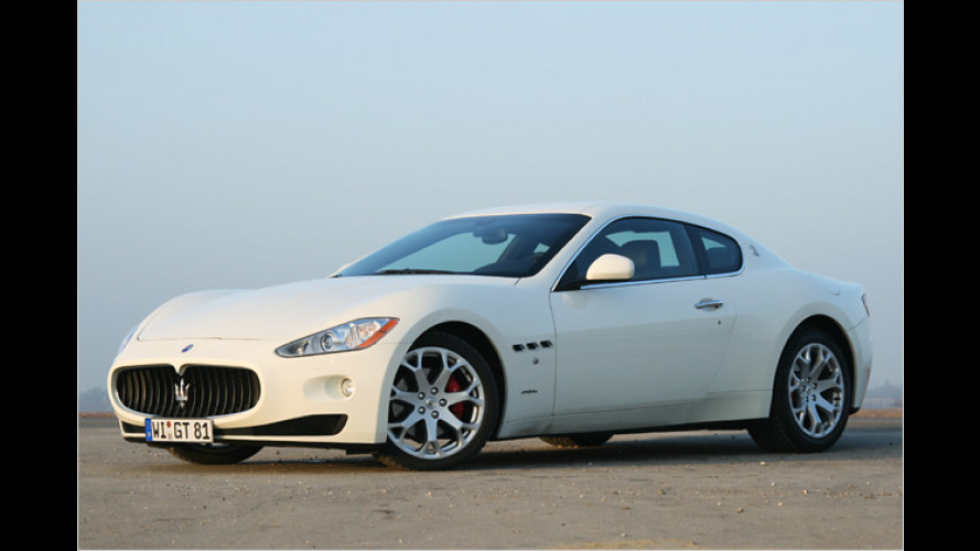 Bilanz 2007: Maserati blickt hoffnungsvoll in die Zukunft