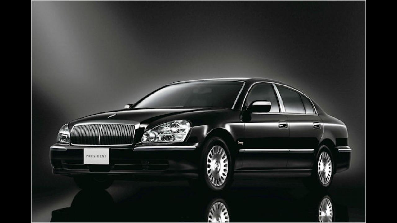 Nissan President Sovereign