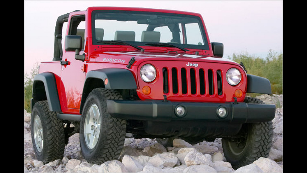 Jeep Wrangler 3.8 Sport