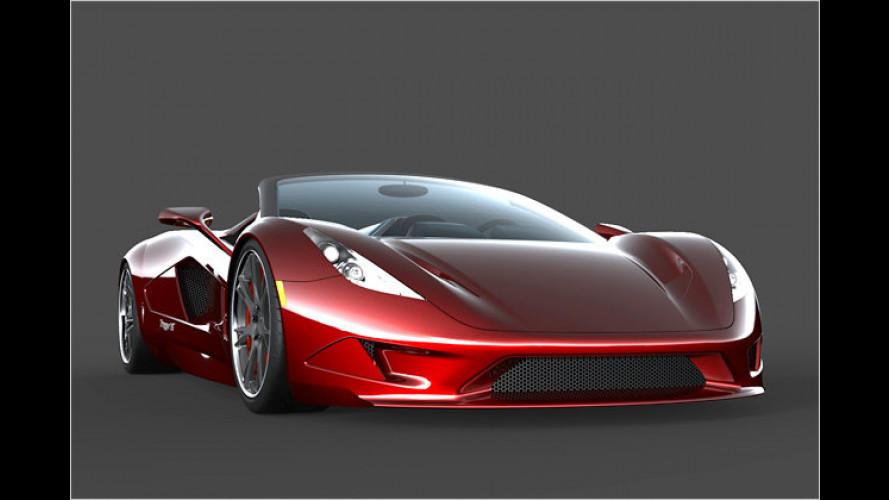 Auf Rekordjagd: Das schnellste Serien-Auto der Welt