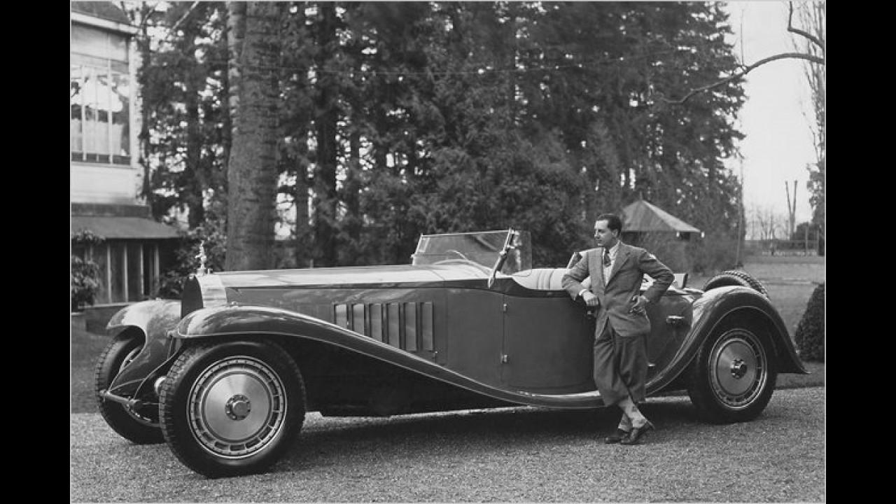 7. Platz: Bugatti 41 ,Royale