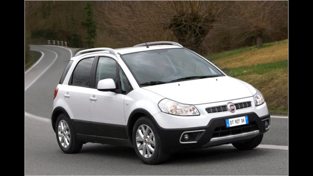 Fiat Sedici 2.0 JTD Multijet 16V Dynamic 4x4