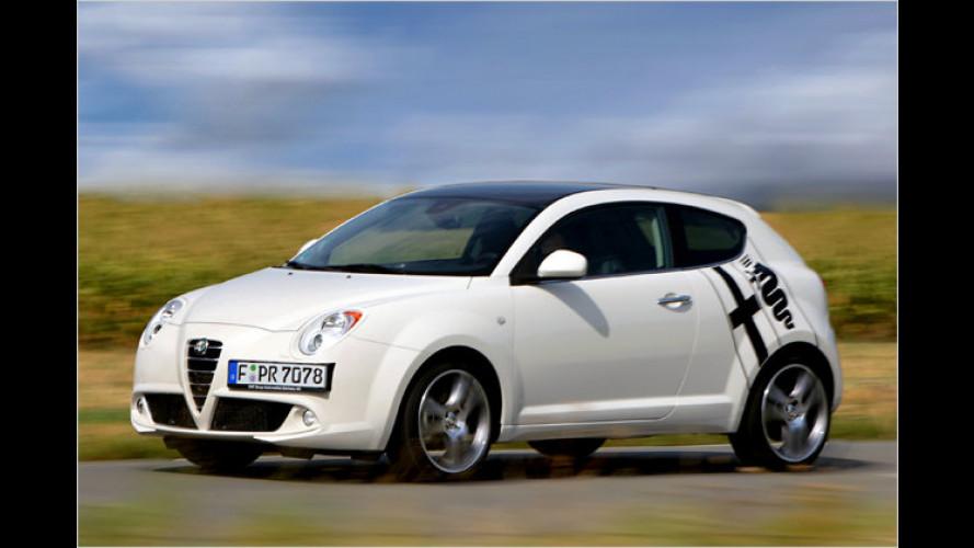 Ein Doppelkupplungsgetriebe für den Alfa MiTo