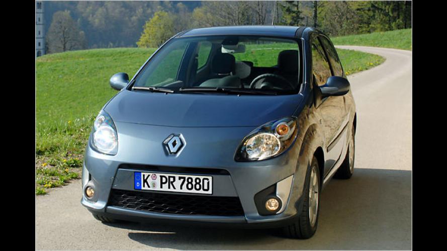 Neue Sicherheitsoption für den Renault Twingo