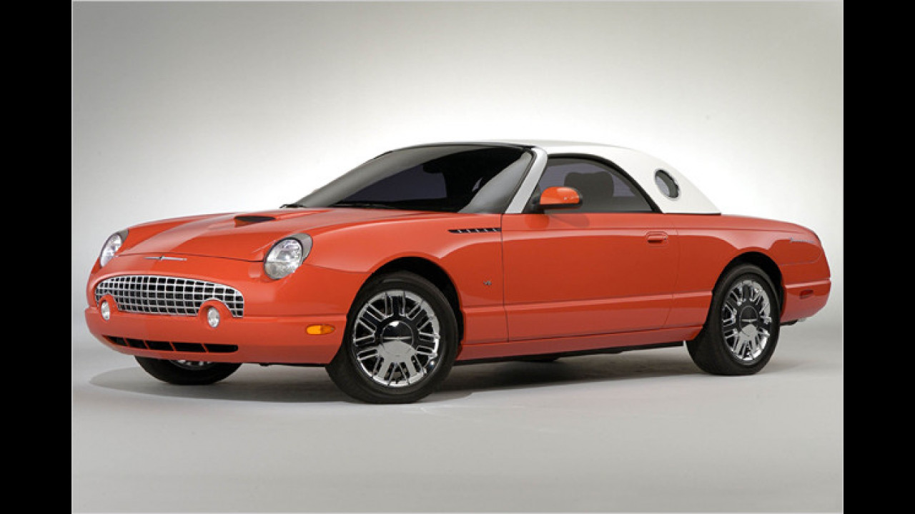 Ford Thunderbird (2002-2005)