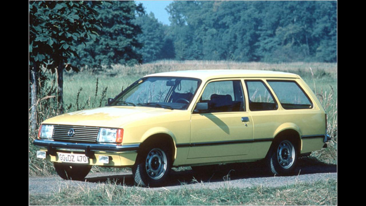 Opel Rekord E Caravan (1977)