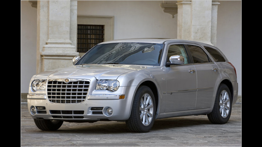 Chrysler 300C Touring: Walter P. Chrysler Signature Series