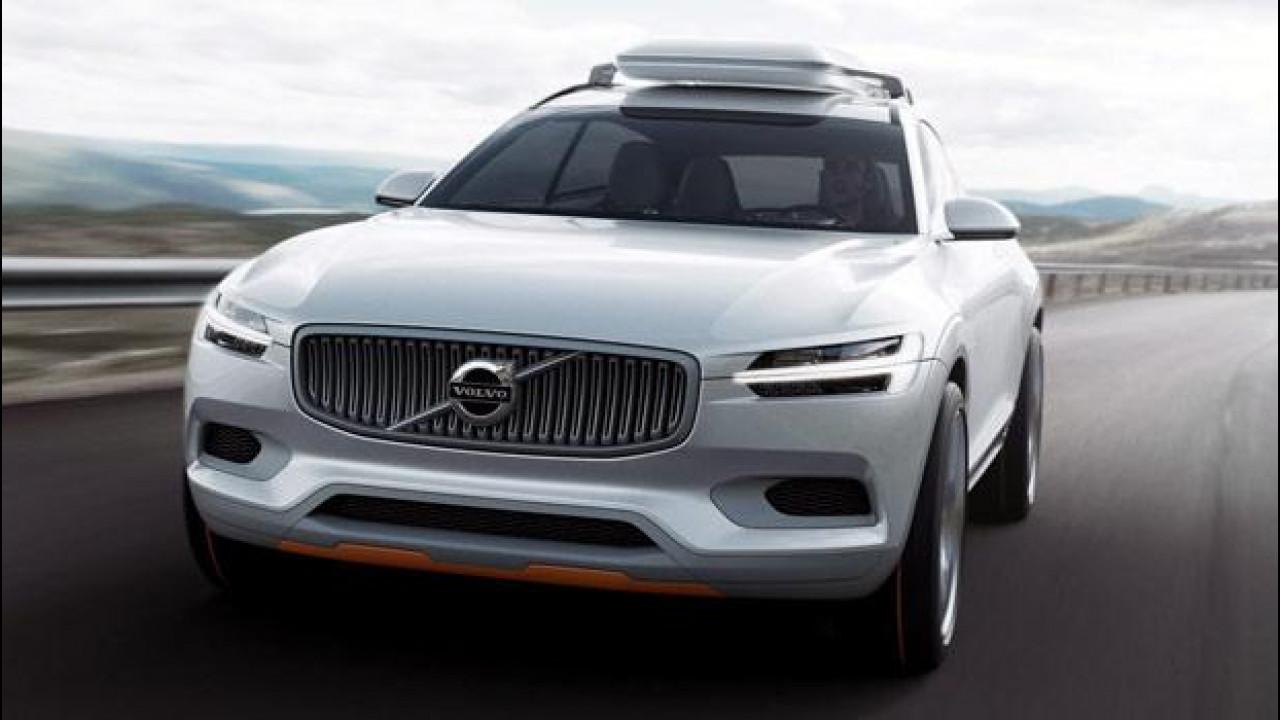 [Copertina] - Nuova Volvo XC90, il SUV più potente ed ecologico del mondo
