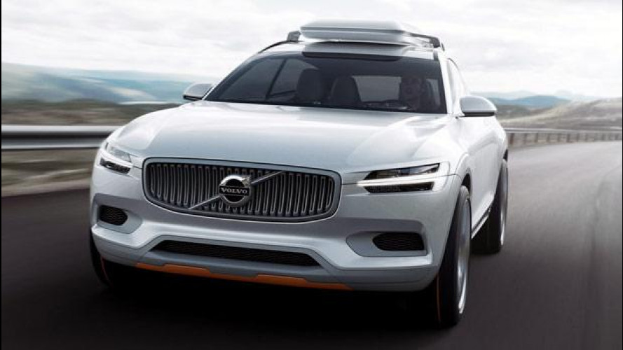 Nuova Volvo XC90, il SUV più potente ed ecologico del mondo
