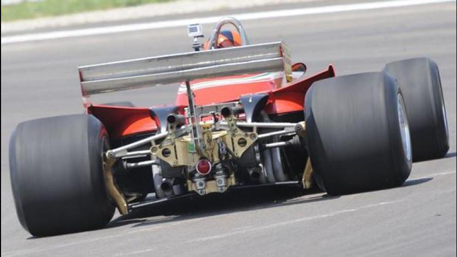 "Su ""Sfide"" la vita del grande Gilles Villeneuve"
