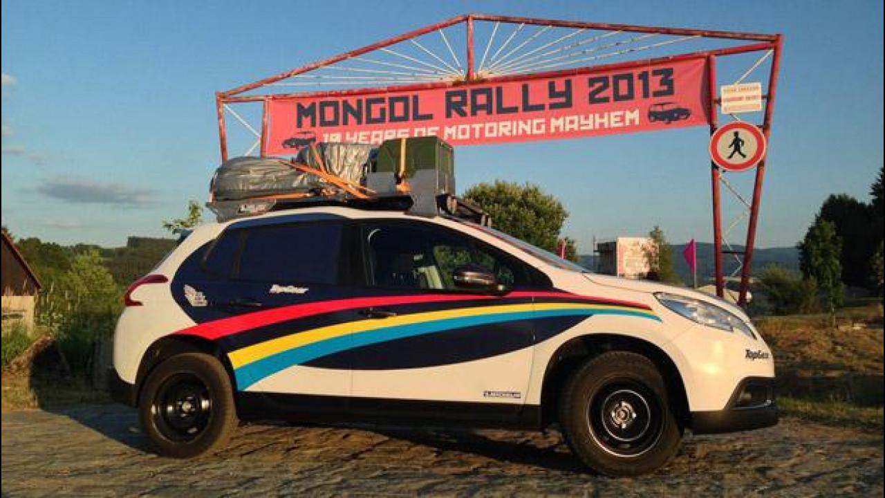 [Copertina] - Peugeot 2008 al Mongol Rally 2013