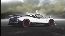Pagani Cinque Roadster 2010