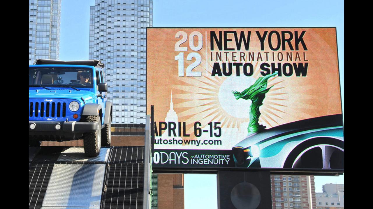 Salone di New York 2012 - LIVE