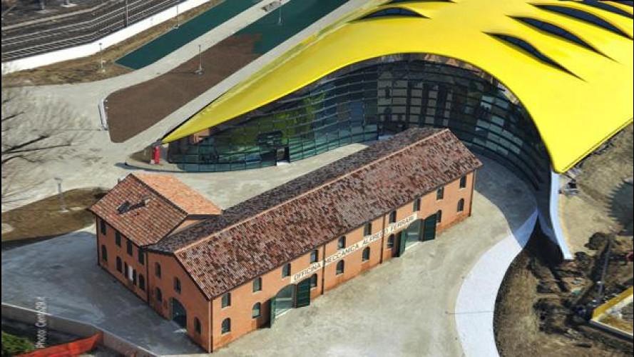 Due prototipi elettrici al Museo Casa Enzo Ferrari