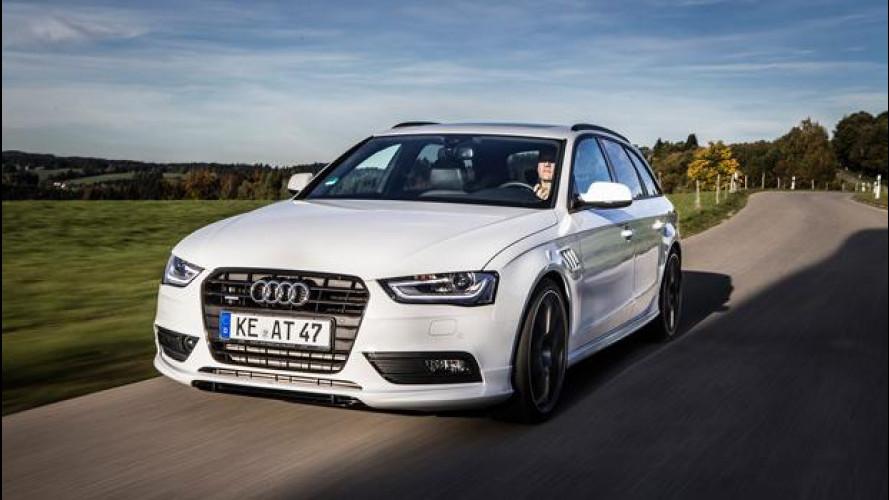 Audi AS4 e AS4 Avant 3.0 TFSI by ABT