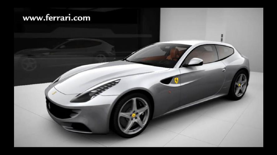 Ferrari FF: il V12 a iniezione diretta
