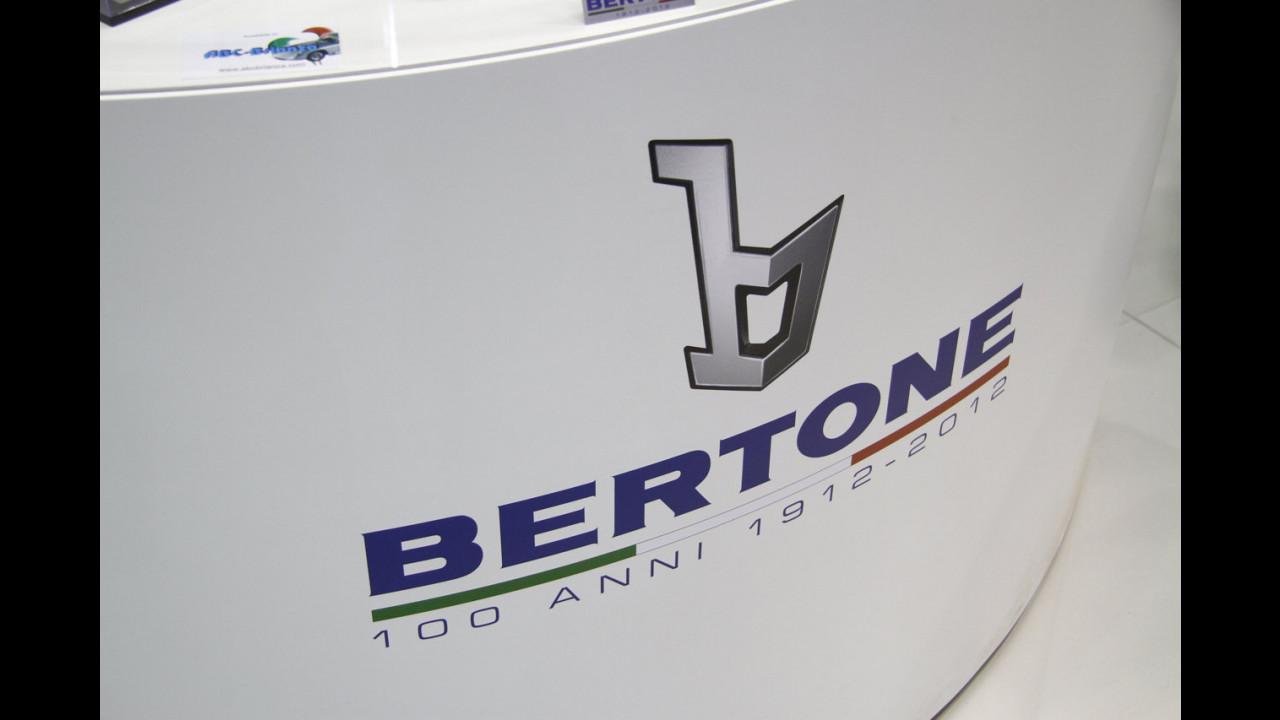 Bertone al Salone di Ginevra 2012