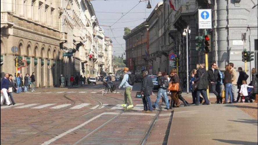 """Blocco del traffico a Milano: il 7 aprile c'è """"Milano che corre"""""""