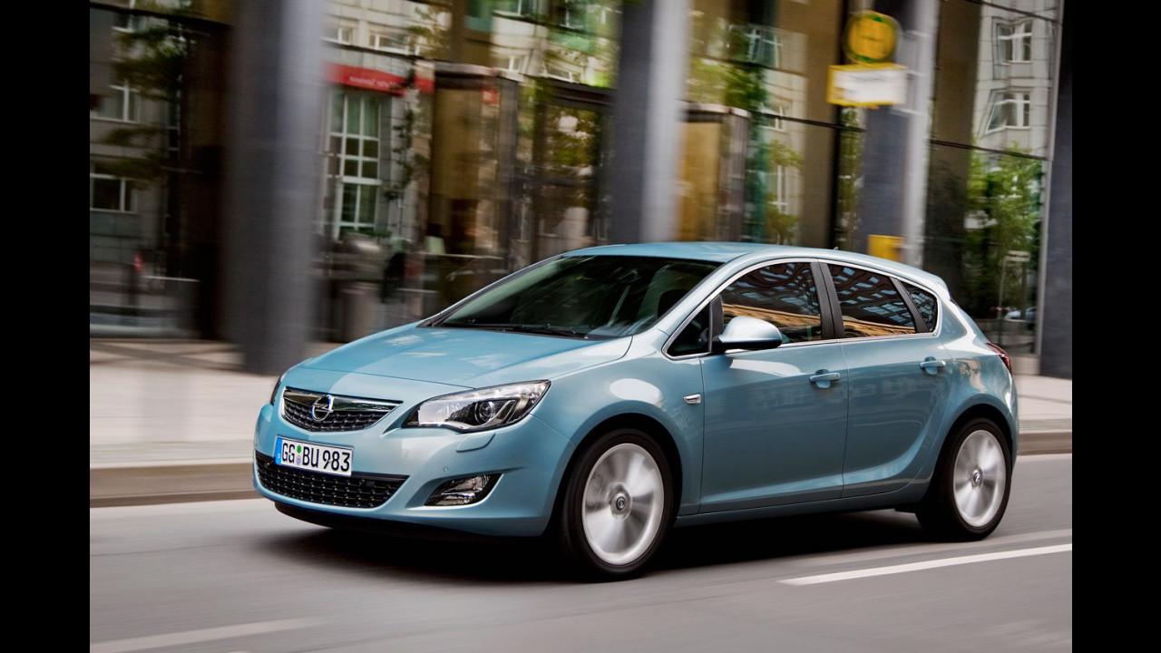 Opel Astra 2.0 CDTI con Start/Stop