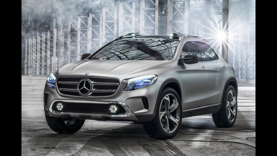 Mercedes GLA contro tutte