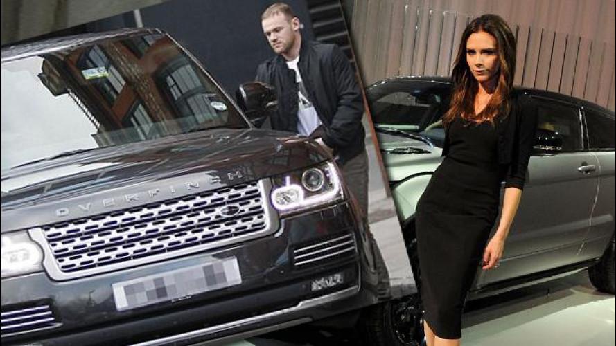 Top Ten, ecco le auto preferite dai calciatori inglesi