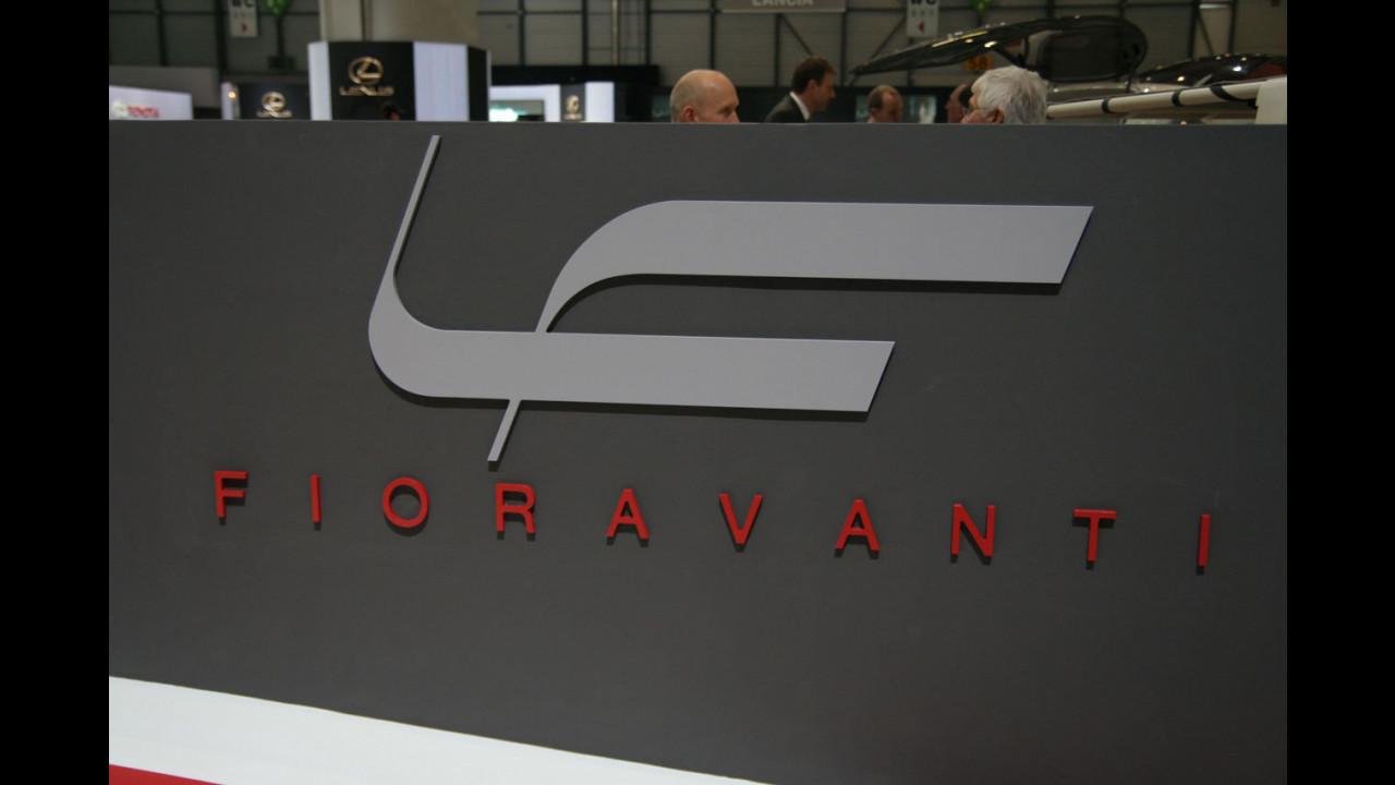 Fioravanti LF1 al Salone di Ginevra 2009