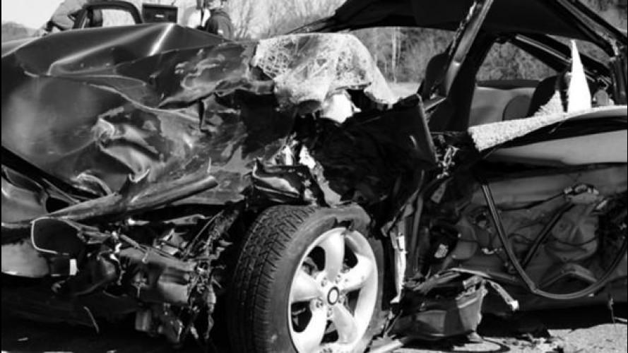 Reato di omicidio stradale: sempre più lontano
